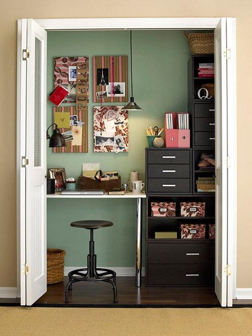 ofice in a closet 5